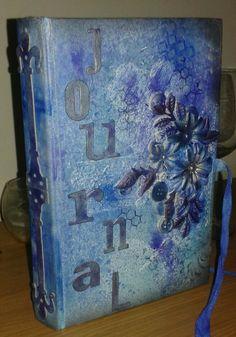 Altered Book - Binder Journal