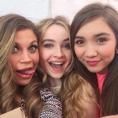Danielle,Sabrina and Rawan!!!! Aka Topanga,Maya and Riley!!!!!!!