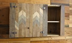 trading post wall cabinet by nightwood 2013
