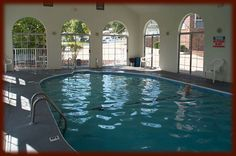 Visiting Branson, Missouri? Get a Hotel with an Indoor Pool