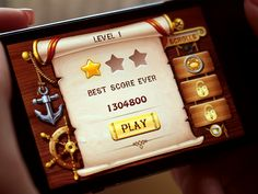 Game Ui Pop Up by Andru Gavrish