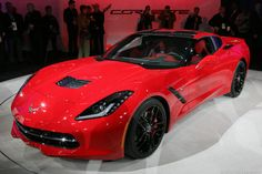 2014 Chevrolet Corvette: the Stingray returns