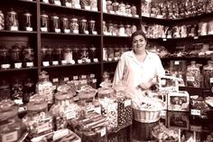 Welcome - The Old Dutch Candyshop