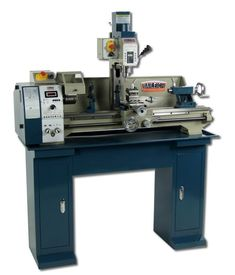 Mill Drill Lathe 3 in 1 Combination Machine - MLD-1030   Baileigh Industrial
