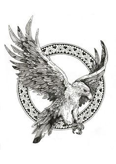 Wedge tail Art Print - Rachel Urquhart