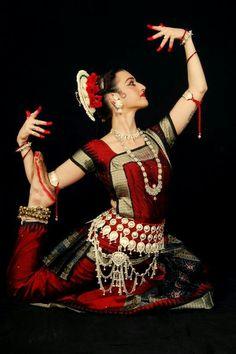 Odissi - Clássica Dança da Índia