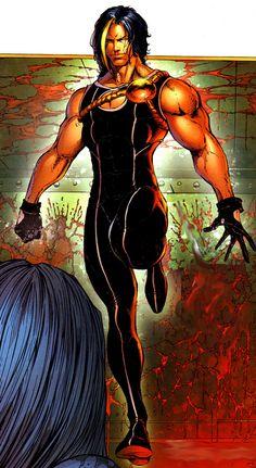 Art by: Joe Benitez & Rod Dc Comics Heroes, Dc Comics Characters, Marvel Heroes, Marvel Comics, New Hulk, Ultra Boys, Superhero Villains, Fourth World, New Gods