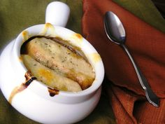 The Inventive Vegetarian: French Onion Soup....5 years in the making