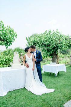 Destination Wedding - Mitä ottaa huomioon? Italy Wedding, Destination Wedding, Wedding Dresses, Fashion, Bridal Dresses, Moda, Bridal Gowns, Wedding Gowns, Weding Dresses