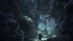 fantasy forest village - Google Search