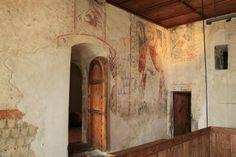 Foto von Schloss Tirol - Südtiroler Museum für Geschichte: Wandmalereien sehr gut erhalten