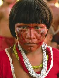 indios guaranis -