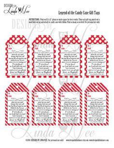 Items similar to Legend of the Candy Cane - Gift Tag Card for Witnessing at Christmas - Jesus is the Reason for the Season - Printable - Christian- JESUS on Etsy Christmas Jesus, Christmas Candy, Christmas Time, Christmas Crafts, Christian Christmas, Christmas Ideas, Christmas Boxes, Christmas Program, Christmas Favors
