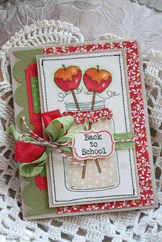Mish Mash: Friendship Jar Fall Fillers Teacher Card