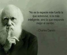 Sin lugar a dudas, Charles Darwin!