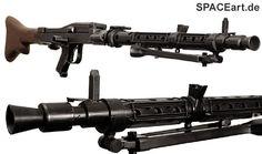Star Wars: BlasTech DLT-19 Heavy Blaster Rifle, Fertig-Modell ... http://spaceart.de/produkte/sw094.php