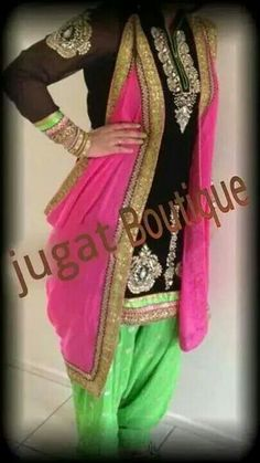 Punjabi suit Patiala Suit, Salwar Suits, Salwar Kameez, Indian Clothes, Indian Dresses, Indian Outfits, Punjabi Girls, Punjabi Suits, Punjabi Fashion