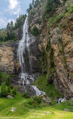 Fallbach Wasserfall im Maltatal in Kärnten Malta, Slovenia, Waterfalls, Bad, Austria, Landscapes, Europe, Holiday, Nature