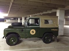 Safarious.com Land Rover Series III