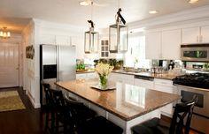 Kitchen - traditional - kitchen - boston - Mary Prince