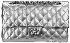 Image result for all silver accessories