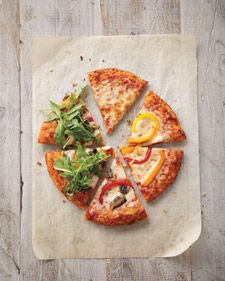 Frozen pizza is money in the bank, says Whole Living deputy food editor Shira Bocar