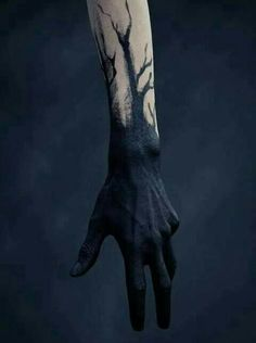 ..:Shaking hands with the dark parts of my thoughts:..