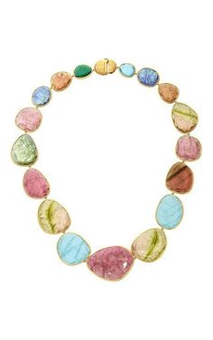 Marco Bicego - One-of-a-kind mixed tourmaline Necklace