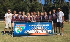 Oak Hall wins 1A Girls Cross Country State Championship. From Gainesville.com