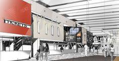Village Cinema - Doncaster - ticket box rendering