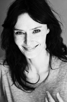 Actress Rebecca Calder