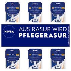 Freshworld-testen und gewinnen: Aus Rasur wird Pflegerasur mit dem neuen NIVEA Pro...