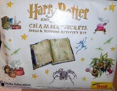 No idea what this is but I love the idea of potions and crafts!