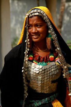 Rana Tharu tribe of Nepal