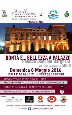 Bontà e...... Bellezza a Palazzo 2016