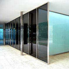 Pabellón Alemán de Barcelona 21 12709 - Mies van der Rohe, Architect