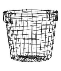 Large Wire Basket