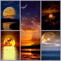Moon - Collage made by KaDK's World