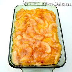 Architecture of a Mom: Apple Pumpkin Cake