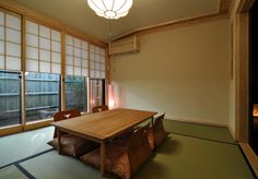 京都の伝統家屋 町家の貸切の宿 豊園くれない庵_和室 kyoyadoya Japan kyoto machiya inn