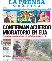 La Prensa Gráfica commonly known as La Prensa is a daily newspaper published in El Salvador by Grupo Dutriz. La Prensa is a mainstream metropolitan newspaper,    and became one of the first newspapers to print in color in Central America.