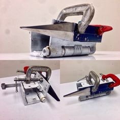 Knife Grinding Jig - design and fabrication : this post explains some need-to-knows about making a knife grinding jig for all you knifemakers out there.