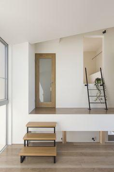 本綾野の家 - Works - 滋賀県 建築設計事務所 建築家 ALTS DESIGN OFFICE (アルツ デザイン オフィス)