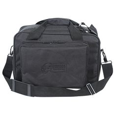 Protect your valuable weapons. Removable center carry compartment has zippered, padded side panels for multiple handgun storage and protection, adjustable hook- Voodoo Tactical, Tactical Bag, Hunting Accessories, Truck Accessories, Hunting Supplies, Hunting Bags, Range Bag, Duty Gear, Shooting Gear