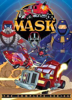 Theme Thursdays : MASK