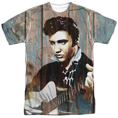 Elvis Presley Pointing Youth T-shirt