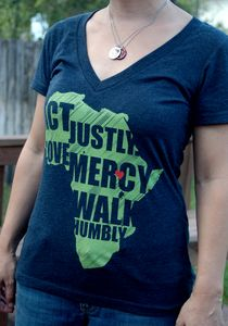 All profits support a maternity home in Kenya
