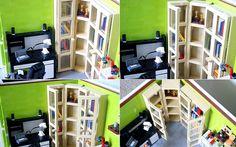 Bookcase_function by quý, via Flickr