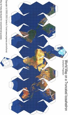 Print, cut, tape and hold the world in your hands & other maps Map Crafts, 3d Paper Crafts, Paper Toys, Diy And Crafts, Crafts For Kids, Diy With Kids, Paper Doll Template, Anime Crafts, Paper Models