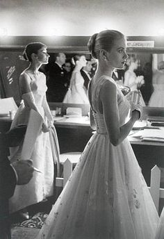 Grace and Audrey.